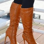 High Heel Boots For Fall (8)