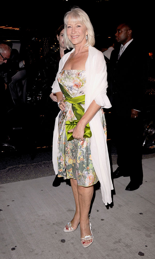How Older Women Get Dressed