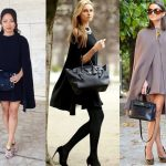 How To Wear A Cape Dress