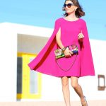 How To Wear a Cape Dress: Top fashion blogger Kelly Golightly shows you how  to style the perfect cape dress.