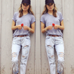 How to Wear Boyfriend Jeans | StyleCaster