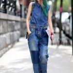 Street Style Stars on How to Wear Boyfriend Jeans This Summer