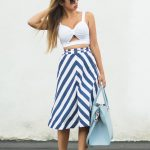 How To Wear Chevron In Summer - Street Style Guide (2)