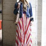 How To Wear Chevron In Summer - Street Style Guide (4)