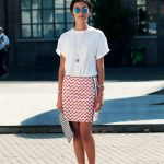 How To Wear Chevron In Summer - Street Style Guide (8)
