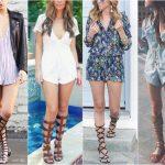 How to Wear Gladiator Sandals this Summer | GOALS u003c3 | Pinterest