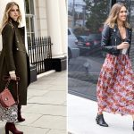 How to Wear a Maxi Dress in Autumn {And Winter, and Spring…}