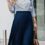 How To Wear Midi Skirts This Summer