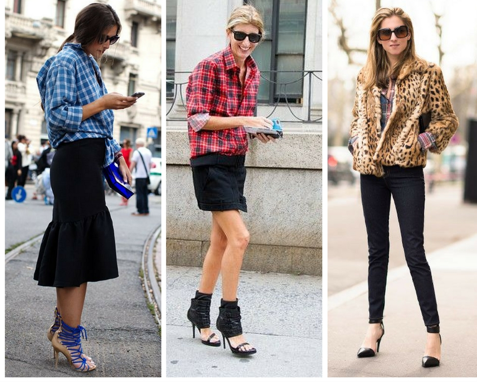 How To Wear Plaid and Tartan Shirts