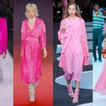 Pink trend spring summer 2018 ss18