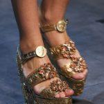 Summer Platform and Flatform Shoes - Street Style (1)