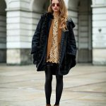 How to Wear Tights in Winter