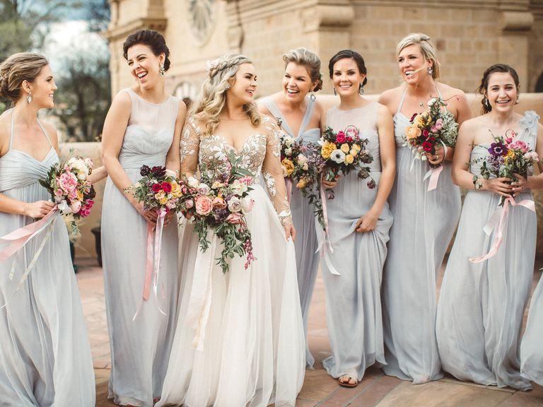 Ideas for Bridesmaids Dresses