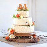 24 Great Ideas for Fall Wedding Cake Decoration   Weddings..