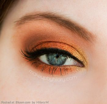 Ideas for Perfect Fall Eye Makeup