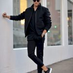 Best 30 Men Outfit Ideas With Bomber Jacket #bomber #Ideas #jacket #men  #Outfit