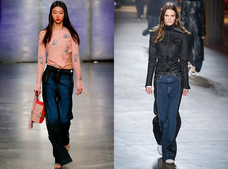Jeans For Fall-Winter