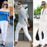 30+ Ways To Wear White Jeans This Summer