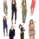 8 Jumpsuits You Need For Fall #fashion #fall