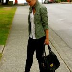 20 Style Tips On How To Wear Military or Utility Jackets   Shopaholic    Fashion, Style, Outfits