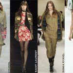 Fashion Trend Summer 2015 Kaki Military