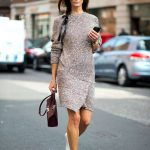 48 The Best Knit Dress Ideas That Will Make You Feel Warm