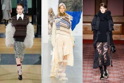 Knitwear Fashion Trends