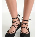 Steve Madden Eleanor Lace Up Flat Shoes