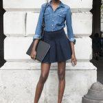 Model Summer Street Style Looks (36)