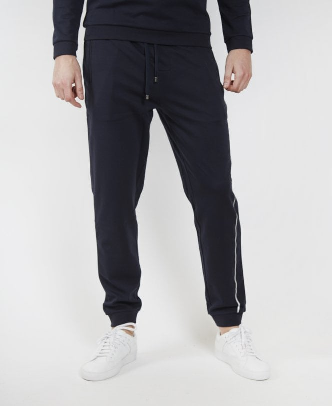 Navy Loungewear Tracksuit Sweatpants