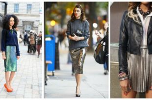 Metallic Fashion Trend (20)