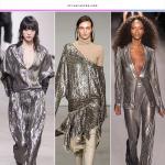 10 of 13. nyfw trends fall 2017 metallic