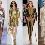 Metallic: The Trend to Wear This Holiday Season