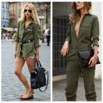Army Spring Trend Military Looks For Women (8)