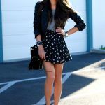 Short Skirts with Boots 2015 Best Style Combinations