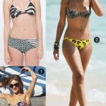 Would You Wear: Mismatched Bikinis? Plus, Five Perfectly Mismatched