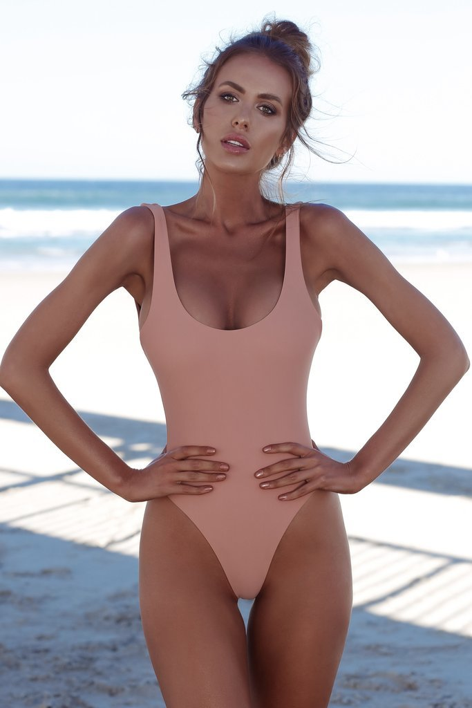 One-Piece Swimsuits as Bodysuits