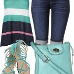 Adorable Easy To Wear Outfit Ideas To Rock This Summer (11)