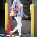 How To Wear Sunday Outfit On Monday Olivia Culpo
