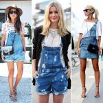Fresh Ideas of Wearing Overalls In Summer