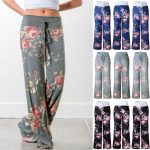 2019 Yoga Pants LADIES FLORAL YOGA PALAZZO TROUSERS WOMENS SUMMER WIDE LEG  PANTS PLUS SIZE 6 20 From Fashionwest, $6.24 | Traveller Location