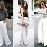 the palazzo pant trend in white // coco + kelley