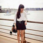 Peasant Tops - Street Style Looks (1)