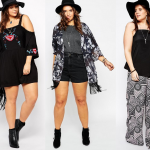 Shapely Chic Sheri: Trend to Try - Boho Chic (Plus Size)