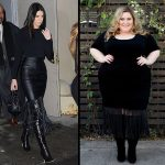 Celeb Style: Kendall Jenner Plus Size Fringed Look