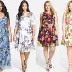 Plus Size Floral Fashion Trend 2015 (17)