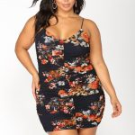 Terrace Nights Floral Dress - Navy Floral