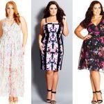 Plus Size Floral Fashion Trend 2015 (5)