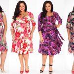 Plus Size Floral Fashion Trend 2015 (12)