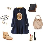 Polyvore Inspired Church Outfits